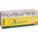 Juomalasipakkaus Blue Ocean 0,30l, 3 kpl